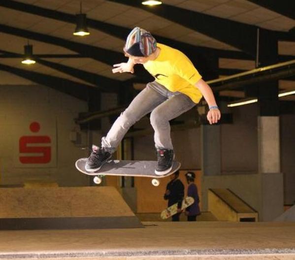 Skatecamps für Jugendliche