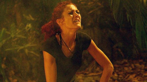 Fiona Erdmann wurde aus dem Dschungelcamp gewählt.  Foto: RTL