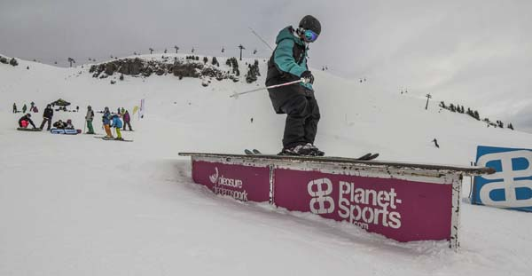 Snowballwar Diedamspark 2013.  Foto: Florian Albert/QParks
