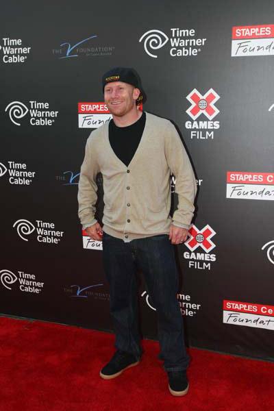 Ryan Nyquist bei den X Games.  Foto: Gabriel Christus / ESPN Images