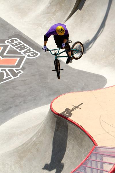 Ryan Nyquist bei den X Games.  Foto: Matt Moring/ESPN