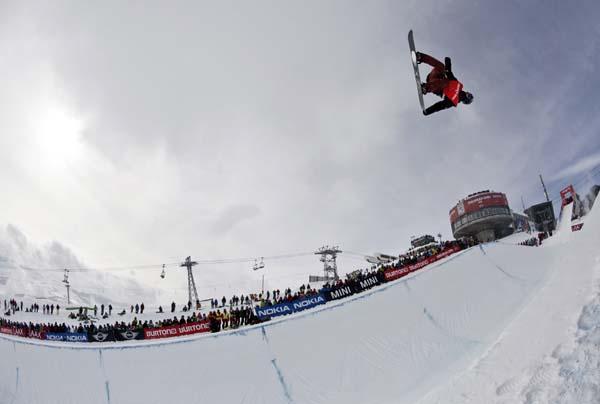 European Open 2013.  Foto: Laemmerhirt