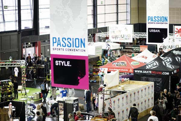 Passion Sport Convention Bremen.  Foto: Eric Mirbach