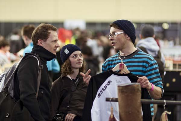 Passion Sport Convention Bremen.  Foto: C. Hasselbusch