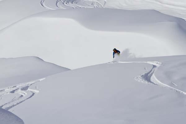 Powder Ride.  Foto: Veranstalter