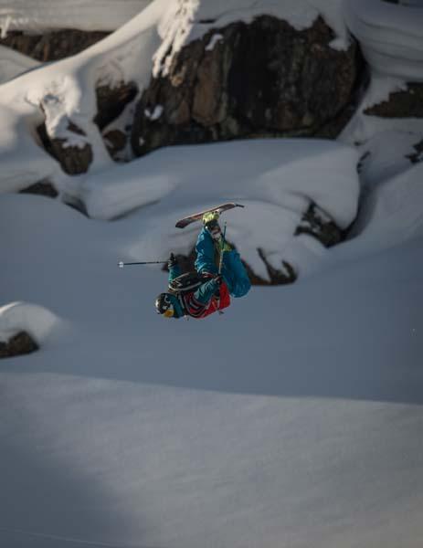 Swatch Skiers Cup Zermatt.  Foto: D. Carlier