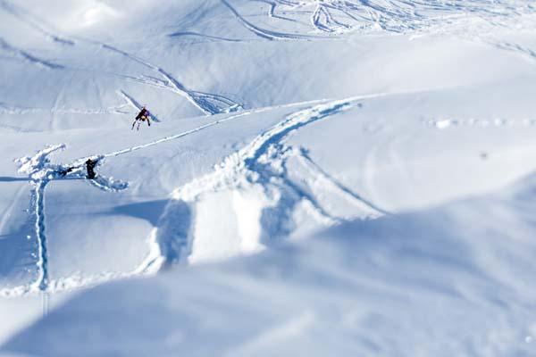 Swatch Skiers Cup Zermatt.  Foto: J. Bernard