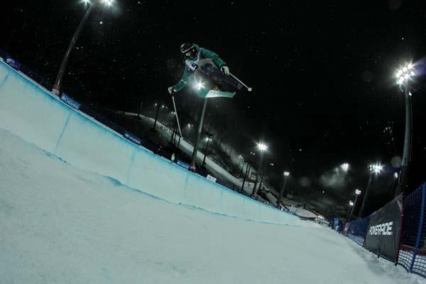 FIS Freeski World Cup Sochi: Halfpipe.  Foto: Völkl Marker