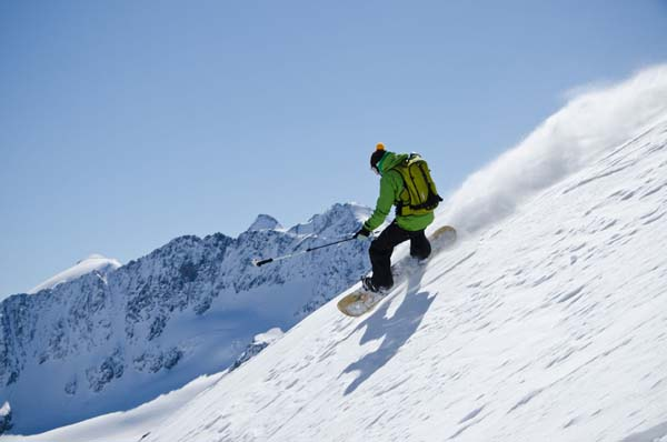 Open Faces Freeride Series.  Foto: Freeridecenter Stubai