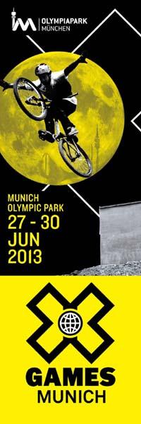 X Games Munich.  Foto: Veranstalter