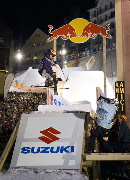 Red Bull Playstreets.  Foto: Dean Treml/Red Bull Content Pool