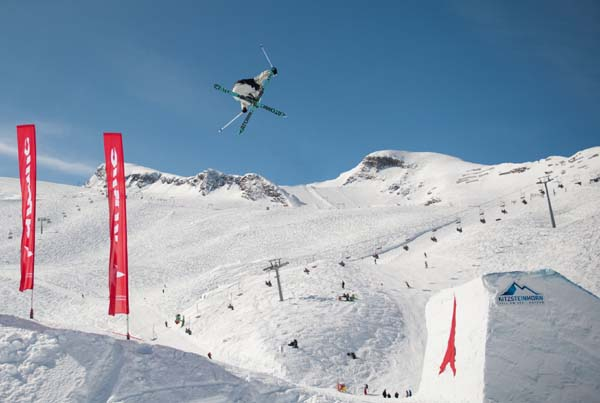 Austrian Freeski Open.  Foto: Matthias Rhomberg