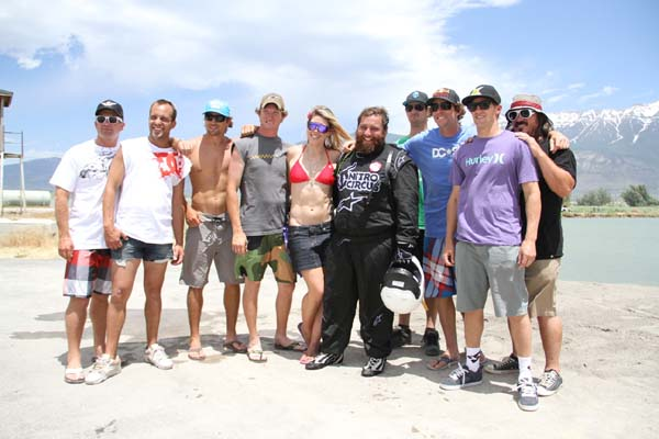 Nitro Circus The Movie 3D.  Foto: ©DC Shoes and Godfrey Entertainment