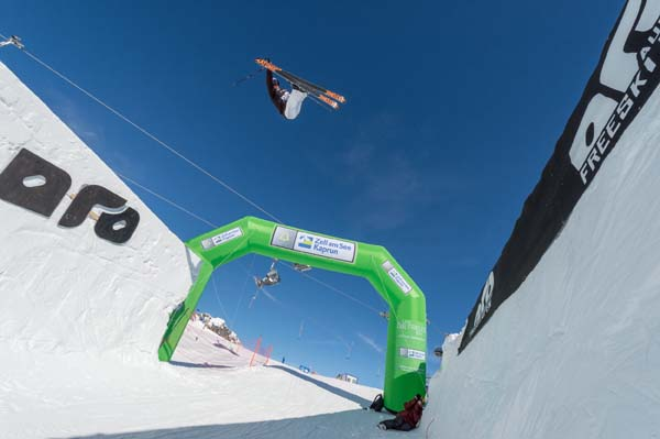 Austrian Freeski Open 2013.  Foto: Matthias Rhomberg
