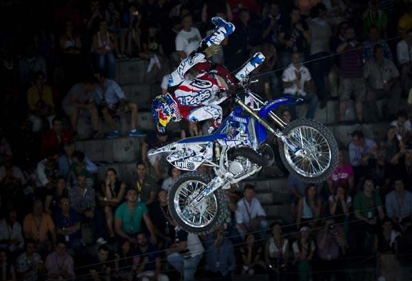 Red Bull X Fighters: Tom Pages.  Foto: drag Vuckovic/Red Bull Content Pool