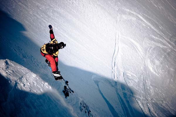Swatch Freeride World Tour by The North Face.  Foto: freerideworldtour.com/TLLOYD