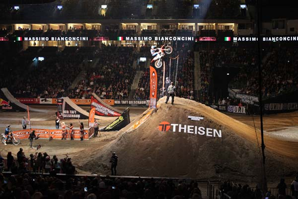 Night of the Jumps Berlin 2013.  Foto: Marko Manthey, Oliver Franke / NOTJ.de