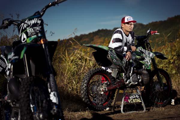 R.I.P. Eigo Sato.  Foto: Jason Halayko/Red Bull Content Pool