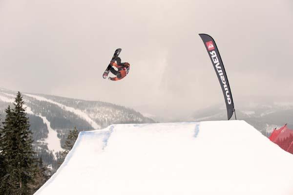 Quiksilver Snowjam 2013.  Foto: Blazek
