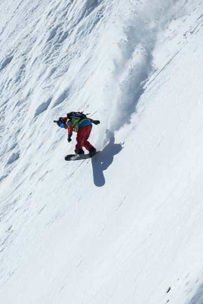 Freeride World Tour 2013.  Foto: freerideworldtour.com/DDAHER