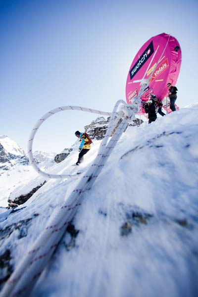 Freeride World Tour 2013.  Foto: freerideworldtour.com/TREPO