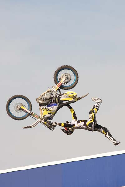 FIM Freestyle Motocross of Nations.  Foto: Veranstalter