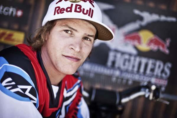 Best International FMX Rider: Tom Pages (FRA).  Foto: Oliver Franke, Red Bull