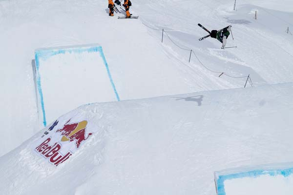 Winter X Games Tignes 2013.  Foto: David Malacrida