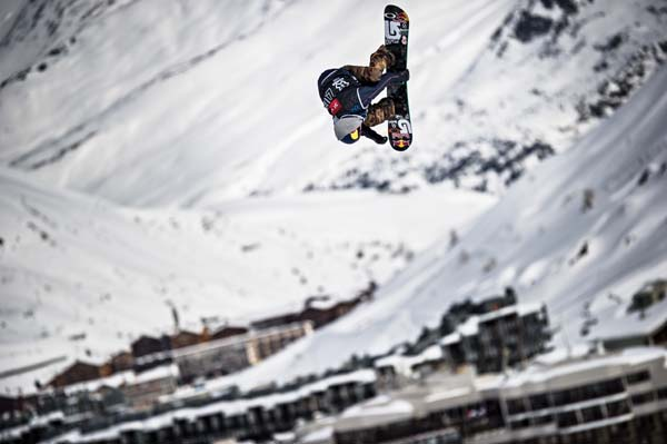 Winter X Games Tignes 2013.  Foto: Sebastian Marko/Red Bull Content Pool