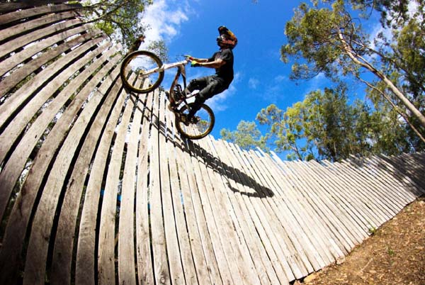 Andreu Lacondeguy Down Under.  Foto: Nick Pescetto