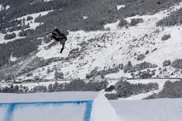 FIS Freestyle World Cup Sierra Nevada.  Foto: Oliver Kaus