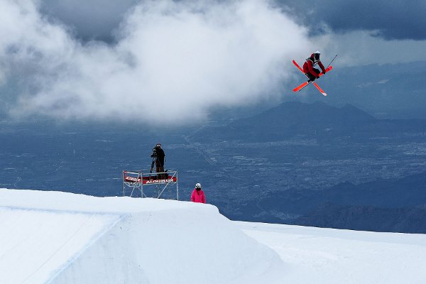 FIS Freestyle World Cup Sierra Nevada.  Foto: Niclas Magnusson
