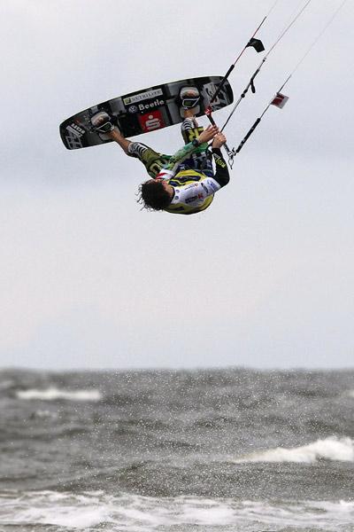 Mario Rodwald in Action.  Foto: Veranstalter