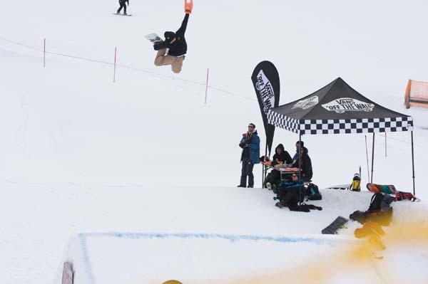 Hi-Standard Series Mayrhofen 2013.  Foto: C. Eberl