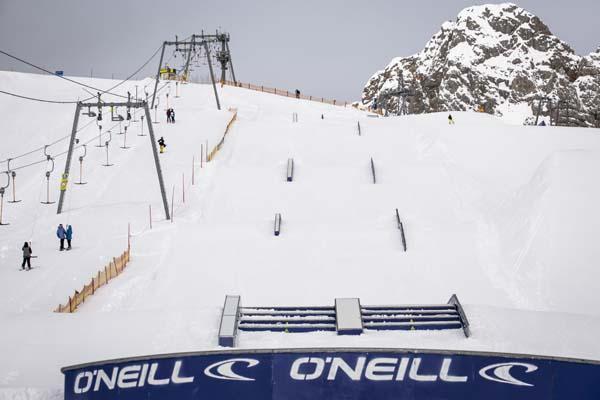 O'Neill Roof Battle.  Foto: Roland Haschka/QParks