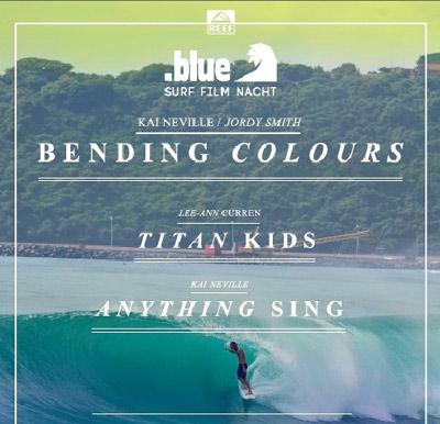 Blue Surf Filmnacht.  Foto: Veranstalter