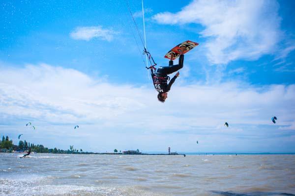 Surf World Cup Podersforf.  Foto: Martin Reiter