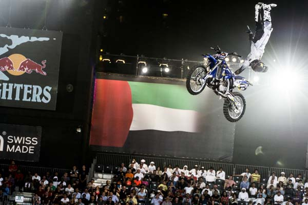 Red Bull X-Fighters Dubai 2013.  Foto: Predrag Vuckovic/Red Bull Content Pool