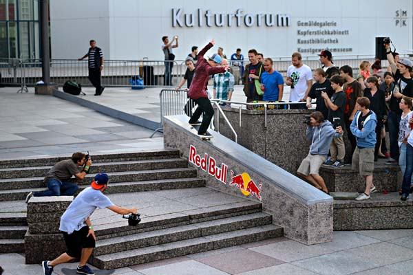 Red Bull Bomb The Line.  Foto: Adam Sello/Red Bull Content Pool
