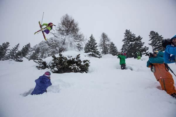 Powder Ride 2013.  Foto: Christian Stadler / stadlerphoto.com