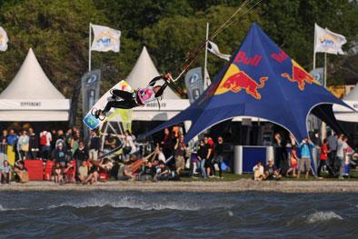 Surf Worldcup Podersdorf 2013.  Foto: Veranstalter