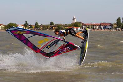 Surf Worldcup Podersdorf 2013.  Foto: John Carter