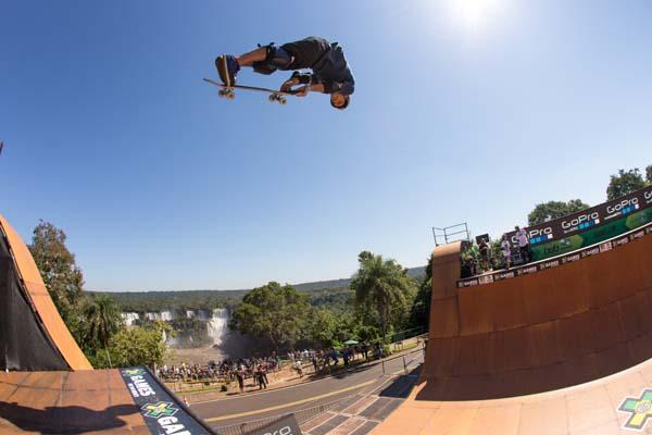 X Games Foz de Iguaçu.  Foto: Bryce Kanights/ESPN Images