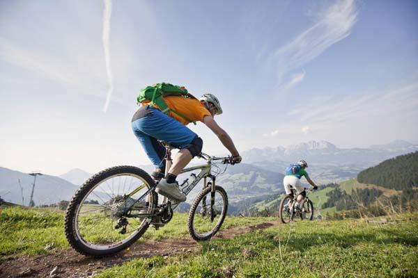 SAAC Bike Camps.  Foto: Michael Rathmayr/Bergbahn Kitzbühl
