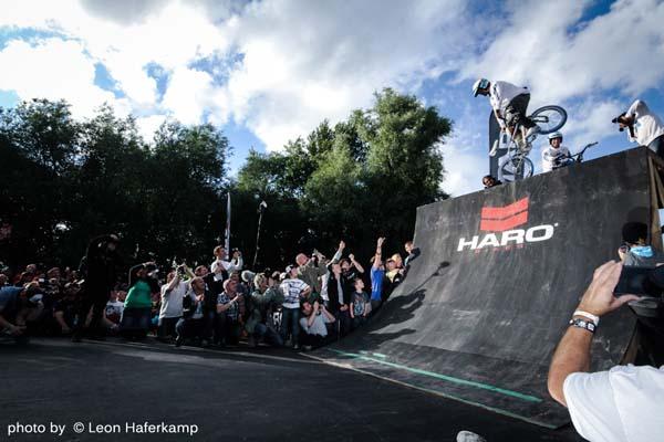 BMX Worlds Köln.  Foto: Leon Haferkamp
