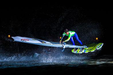 Surf Worldcup Poderdorf 2013.  Foto: Martin Reiter