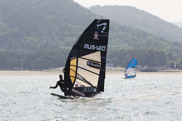 PWA World Cup Korea.  Foto: PWA/John Carter