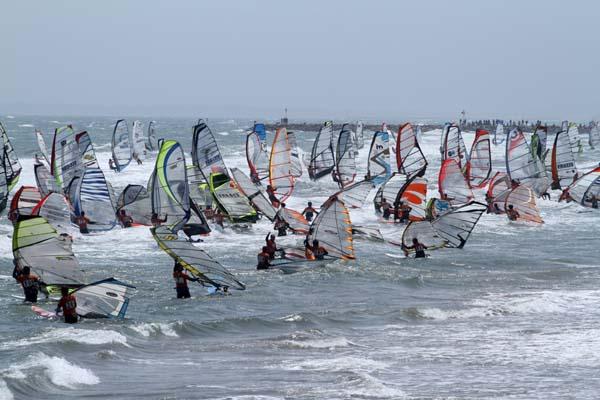 Defi Wind 2012.  Foto: Veranstalter