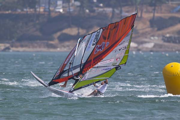 PWA Windsurf World Cup Korea.  Foto: Carter / pwaworldtour.com