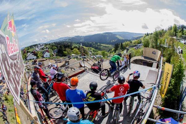 Red Bull Berg Line.  Foto: Veranstalter